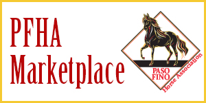 PFHA Marketplace - buy, sell Paso Fino Horses